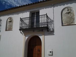 Casa de la familia Maesso. Calle Iglesia nº52. S. XVIII