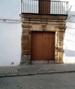 Casa en Paseo de Extremadura S/N. S. XVII.