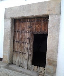 Casa en Calle Carnicería S/N. S. XVII