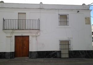 Casa en Calle Vera nº 39. S. XVIII.