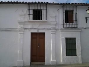Casa en Calle Vera nº 60. S. XVIII.