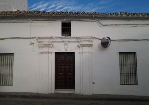 Casa en Calle Vera nº 62. S. XVIII.