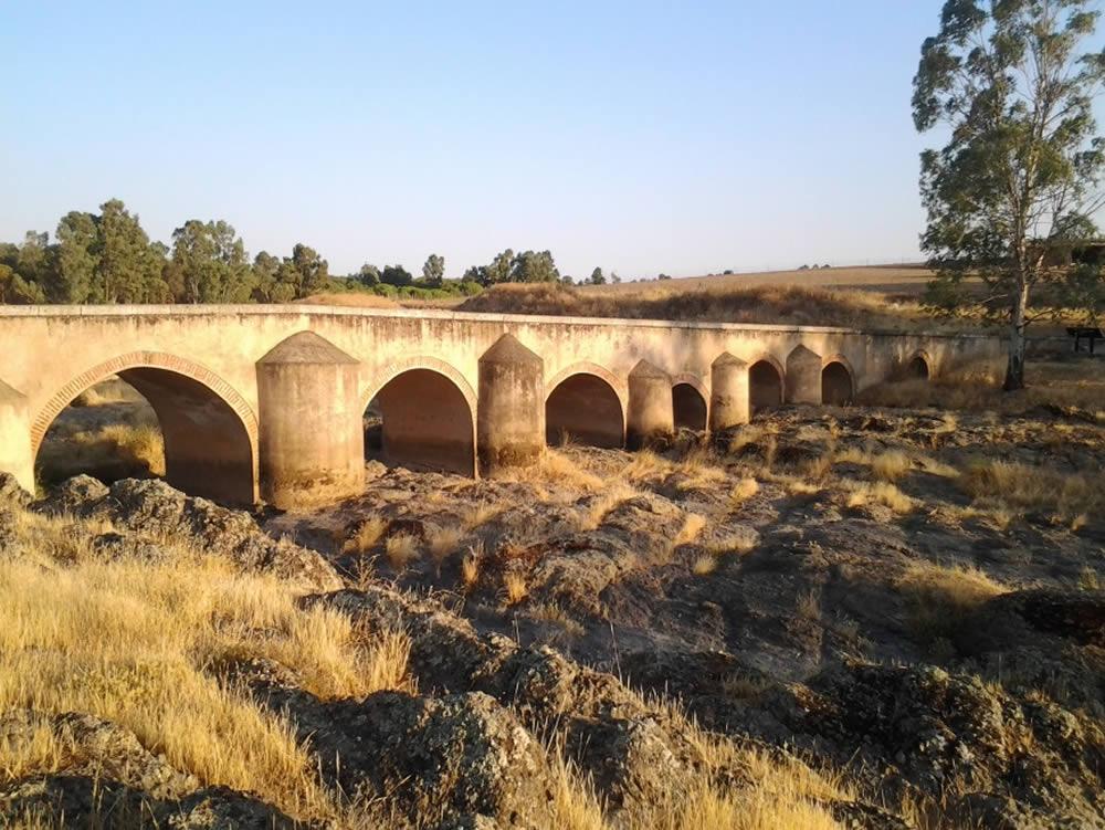 Puente romano actualmente